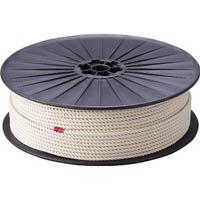 【CAINZ DASH】TRUSCO 綿ロープ 3つ打 線径6mmX長さ200m