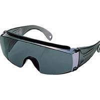 【CAINZ DASH】TRUSCO 一眼型セーフティグラス グレー