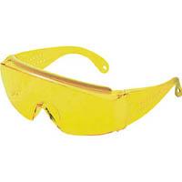 【CAINZ DASH】TRUSCO 一眼型セーフティグラス 黄