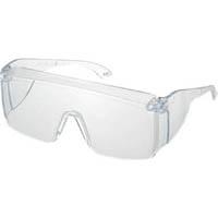 【CAINZ DASH】TRUSCO 一眼型セーフティーグラス 薄型 クリア