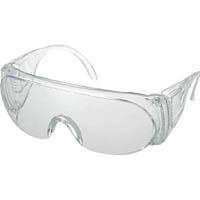 【CAINZ DASH】TRUSCO 一眼型保護メガネ レンズクリア