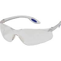 【CAINZ DASH】TRUSCO 一眼型セーフティグラス クリア