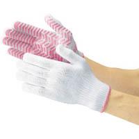 【CAINZ DASH】TRUSCO ゴムライナー女性用 3双組 Mサイズ ピンク
