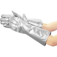 TRUSCO 遮熱・耐熱手袋 TMT763FA