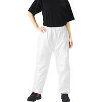 【CAINZ DASH】TRUSCO タイベック製作業服 ズボン XL