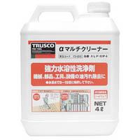 【CAINZ DASH】TRUSCO αマルチクリーナー 4L