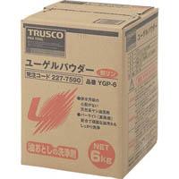 【CAINZ DASH】TRUSCO ユーゲルパウダー 6kg