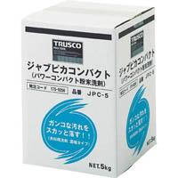【CAINZ DASH】TRUSCO ジャブピカコンパクト 5kg (1個=1箱)