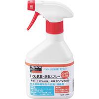 【CAINZ DASH】TRUSCO 光触媒TiO2抗菌・消臭スプレー ノンガスタイプ 270ml