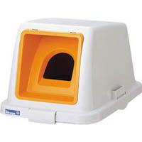 【CAINZ DASH】TRUSCO 分別ペール70型用ビンカンフタ オレンジ