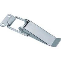【CAINZ DASH】TRUSCO パッチン錠 標準タイプ・スチール製 (2個入)