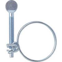 【CAINZ DASH】TRUSCO 指ネジ式ワイヤバンド 締付径15〜18mm