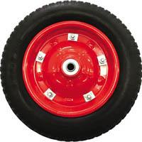 【CAINZ DASH】TRUSCO ボンベ台車用車輪 車輪Φ360 HT64 65 66N用