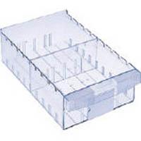 【CAINZ DASH】TRUSCO 樹脂製引出し 内寸242X407X108 透明