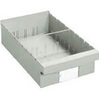 【CAINZ DASH】TRUSCO 樹脂製引出し 内寸242X407X108 ネオグレー