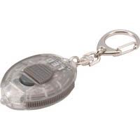 【CAINZ DASH】TRUSCO LEDライトキーホルダー 白色LED1球