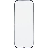 【CAINZ DASH】TRUSCO スチール製ホワイトボード 無地・ミニタイプ 900X350