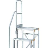 【CAINZ DASH】TRUSCO 作業用踏台用手すり H900 階段片手すり TSF−369・461