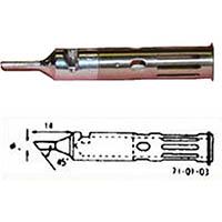 【CAINZ DASH】コテライザー こて先ハンディプロ用先端2mm角度45度