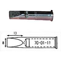 【CAINZ DASH】コテライザー コテ先70・90オート用先端幅8mm