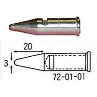 【CAINZ DASH】コテライザー こて先150・150オート用先端3mm