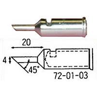 【CAINZ DASH】コテライザー こて先150・150オート用先端3mm角度45度