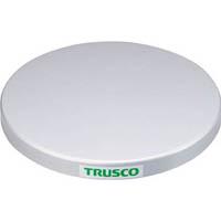 【CAINZ DASH】TRUSCO 回転台 50Kg型 Φ400 スチール天板