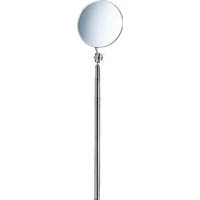 【CAINZ DASH】TRUSCO アンテナ式点検鏡 丸型 60mm