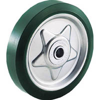 【CAINZ DASH】TRUSCO ウレタン車輪 Φ100