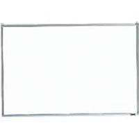 【CAINZ DASH】TRUSCO スチール製ホワイトボード 白暗線入り 900X1800