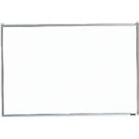 【CAINZ DASH】TRUSCO スチール製ホワイトボード 白暗線入り 900X1200
