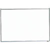 【CAINZ DASH】TRUSCO スチール製ホワイトボード 白暗線入り 600X900
