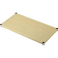 【CAINZ DASH】TRUSCO スチール製メッシュラック用木製棚板 592X442