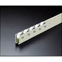 【CAINZ DASH】TRUSCO ホイールコンベヤ プレス製Φ40X20 P75XL3000