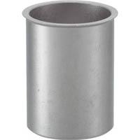 【CAINZ DASH】TRUSCO クリンプナット薄頭ステンレス 板厚1.5 M5X0.8 100個入