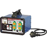 【CAINZ DASH】日動 変圧器 降圧専用カセットコンセントトラパック 3KVA