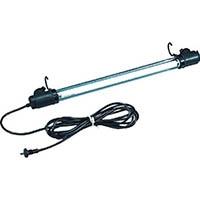 【CAINZ DASH】ハタヤ 連結式20W蛍光灯フローレンライト 5m電線付