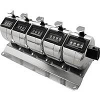 【CAINZ DASH】ライン精機 連式数取器