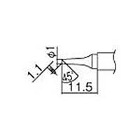【CAINZ DASH】白光 こて先 1BC型