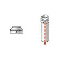 【CAINZ DASH】アルインコ 単管用パイプジョイント くい打ち金具