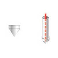 【CAINZ DASH】アルインコ 単管用パイプジョイント くい打ち金具先端