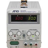 【CAINZ DASH】A&D 直流安定化電源トラッキング動作可能LEDデジタル表示
