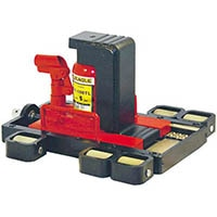 【CAINZ DASH】イーグル ローラー送り台タイプ爪つきジャッキ FR−60TL爪能力3t