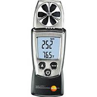 【CAINZ DASH】テストー ポケットラインベーン式風速計 TESTO410−1