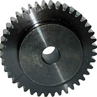 【CAINZ DASH】カタヤマ ピニオンギヤM2.5 歯数35 直径87.5 歯幅25 穴径15