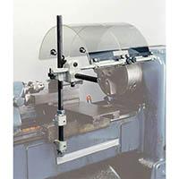 【CAINZ DASH】フジ マシンセフティーガード 旋盤用 ガード幅315mm 2枚仕様