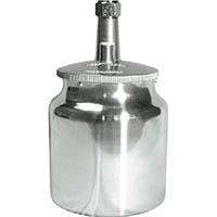 【CAINZ DASH】デビルビス 吸上式塗料カップアルミ製(容量700CC)G3/8