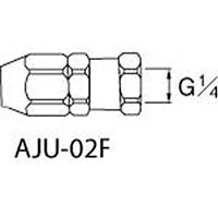 【CAINZ DASH】アネスト岩田 ホースジョイント G1/4袋ナット