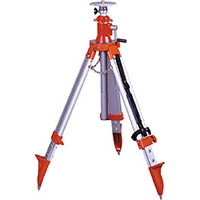 【CAINZ PRO】STS 測量器用三脚 STS−EL エレベーター式5/8インチ STSEL