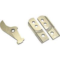 【CAINZ DASH】三和 電動工具替刃 エースカッタ用固定刃 左右組